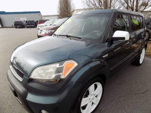 2010 Kia Soul for sale at Pro-Motion Motor Co in Lincolnton NC