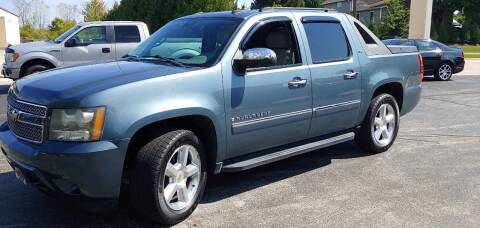 2009 Chevrolet Avalanche for sale at PEKARSKE AUTOMOTIVE INC in Two Rivers WI