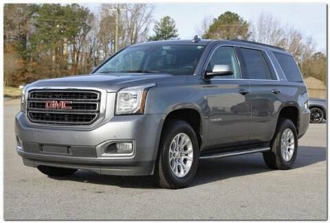 2020 GMC Yukon for sale at WHITE MOTORS INC in Roanoke Rapids NC