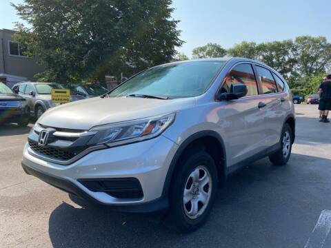 2015 Honda CR-V for sale at MIDWEST CAR SEARCH in Fridley MN