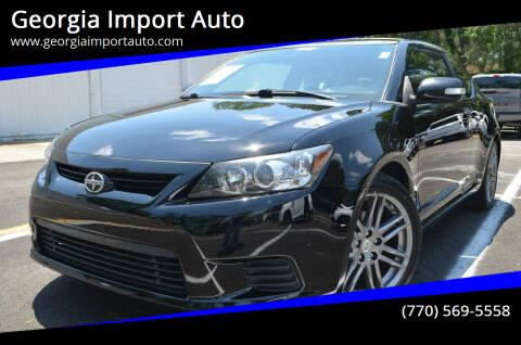 2013 Scion tC for sale at Georgia Import Auto in Alpharetta GA
