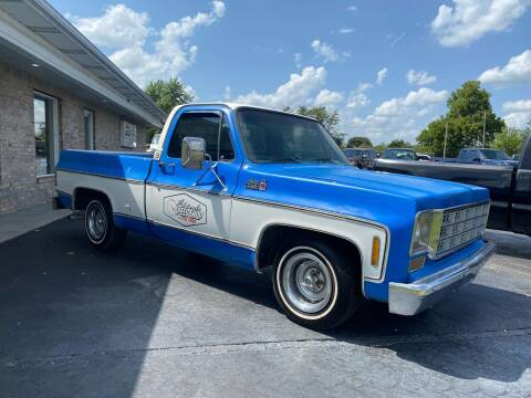 1977 GMC C/K 1500 Series for sale at CarSmart Auto Group in Orleans IN