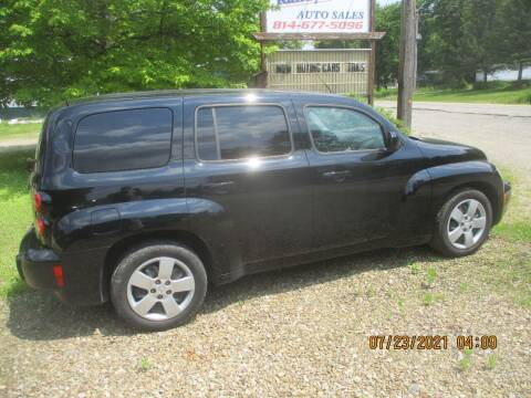 2010 Chevrolet HHR for sale at Randy's Auto Sales in Franklin PA