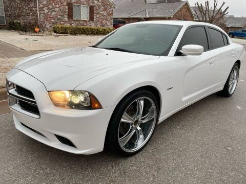 2014 Dodge Charger for sale at Automay Car Sales in Oklahoma City OK