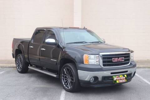 2011 GMC Sierra 1500 for sale at El Patron Trucks in Norcross GA