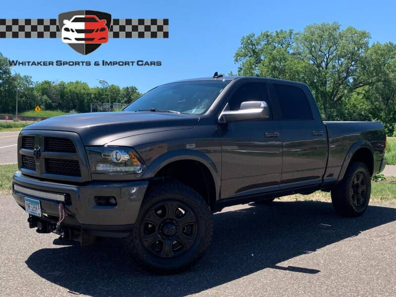 2017 RAM Ram Pickup 3500 for sale in Maplewood, MN