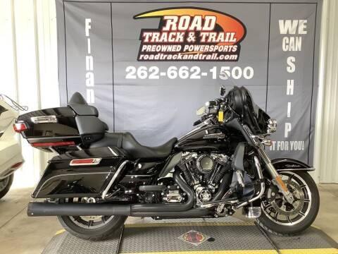 2014 Harley-Davidson® FLHTCU - Electra Glide® U for sale at Road Track and Trail in Big Bend WI