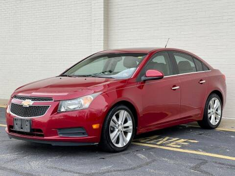 2011 Chevrolet Cruze for sale at Carland Auto Sales INC. in Portsmouth VA