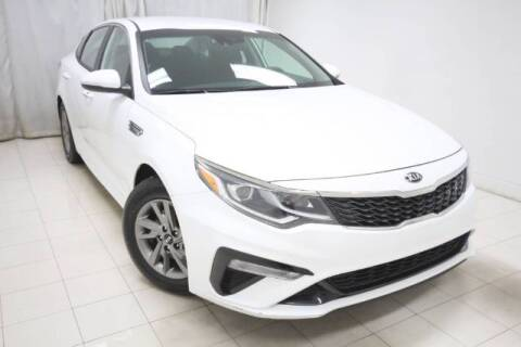 2019 Kia Optima for sale at EMG AUTO SALES in Avenel NJ