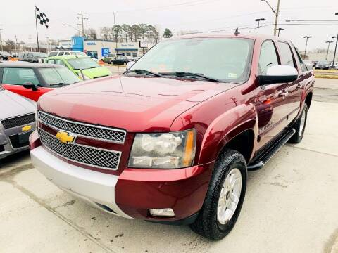 2008 Chevrolet Avalanche for sale at Auto Space LLC in Norfolk VA