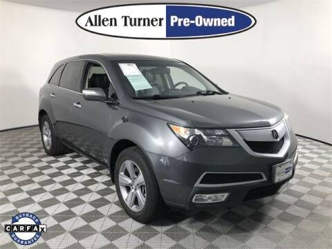 2012 Acura MDX for sale at Allen Turner Hyundai in Pensacola FL