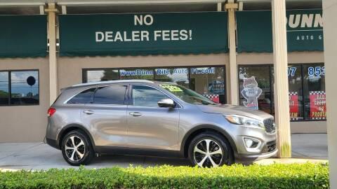 2016 Kia Sorento for sale at Dunn-Rite Auto Group in Longwood FL