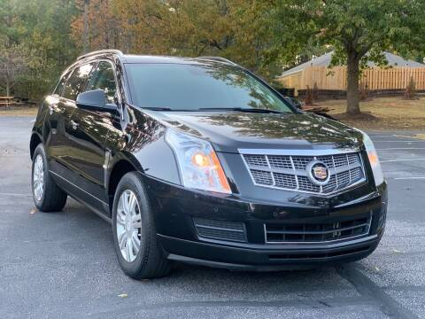 2010 Cadillac SRX for sale at Top Notch Luxury Motors in Decatur GA
