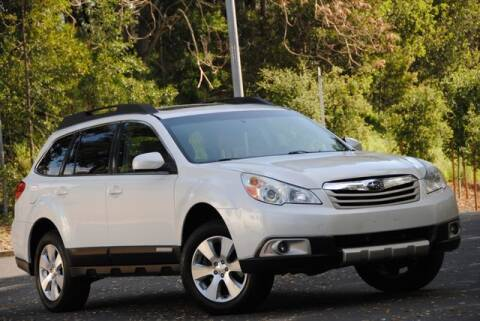 2011 Subaru Outback for sale at VSTAR in Walnut Creek CA