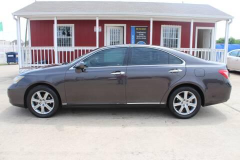 2009 Lexus ES 350 for sale at AMT AUTO SALES LLC in Houston TX