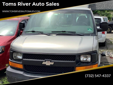 2004 Chevrolet Express Cargo for sale at Toms River Auto Sales in Toms River NJ