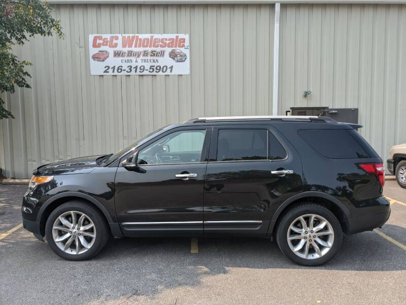 2014 Ford Explorer for sale at C & C Wholesale in Cleveland OH