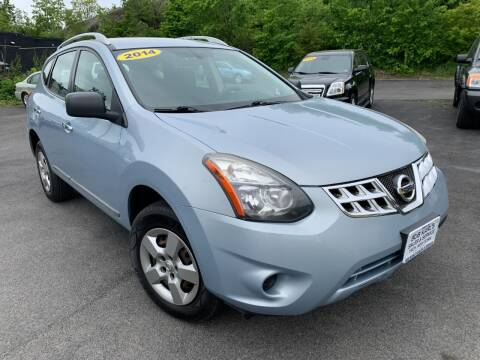 2014 Nissan Rogue Select for sale at Bob Karl's Sales & Service in Troy NY