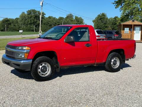 2006 Chevrolet Colorado for sale at CMC AUTOMOTIVE in Roann IN