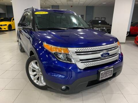 2013 Ford Explorer for sale at Auto Mall of Springfield in Springfield IL