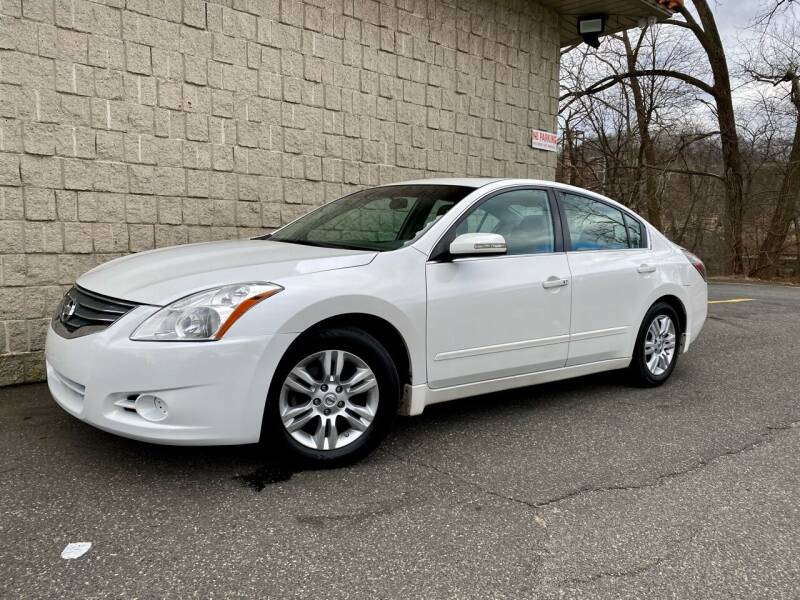 2012 Nissan Altima for sale at J & F Auto Wholesalers in Waterbury CT