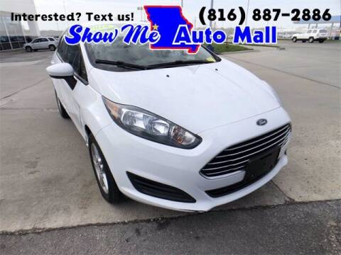 2018 Ford Fiesta for sale at Show Me Auto Mall in Harrisonville MO