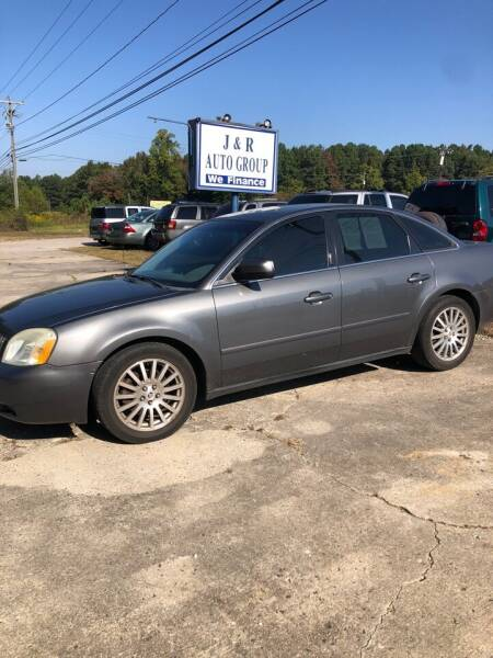 2005 Mercury Montego for sale at J & R Auto Group in Durham NC
