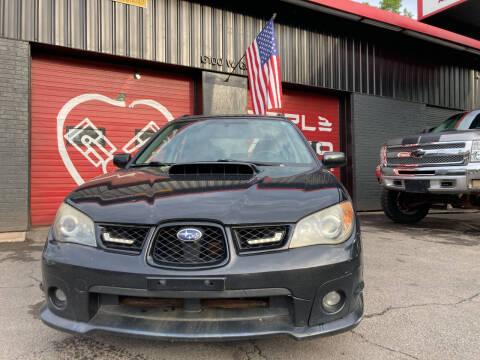 2006 Subaru Impreza for sale at Apple Auto Sales Inc in Camillus NY