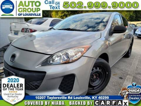 2012 Mazda MAZDA3 for sale at Auto Group of Louisville in Louisville KY
