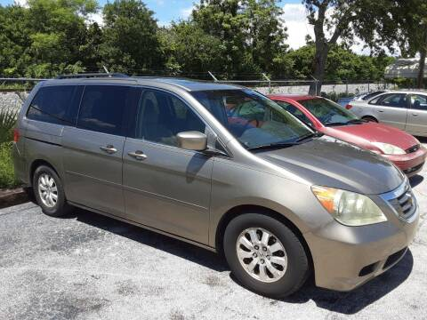 2010 Honda Odyssey for sale at Easy Credit Auto Sales in Cocoa FL