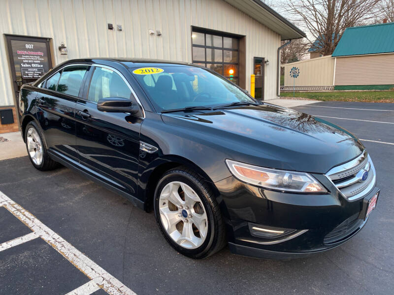 2012 Ford Taurus for sale at Kubly's Automotive in Brodhead WI