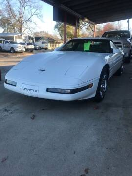 1994 Chevrolet Corvette for sale at D. C.  Autos in Huntsville AL