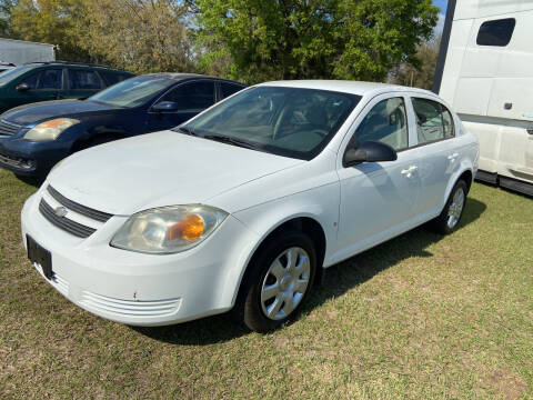 2007 Chevrolet Cobalt for sale at Massey Auto Sales in Mulberry FL