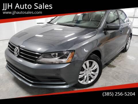 2017 Volkswagen Jetta for sale at JJH Auto Sales in Salt Lake City UT