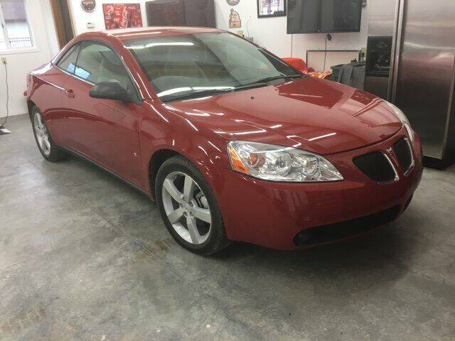 2007 Pontiac G6 for sale at Curry's Body Shop in Osborne KS