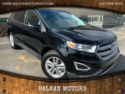 2017 Ford Edge for sale at BALKAN MOTORS in East Rochester NY