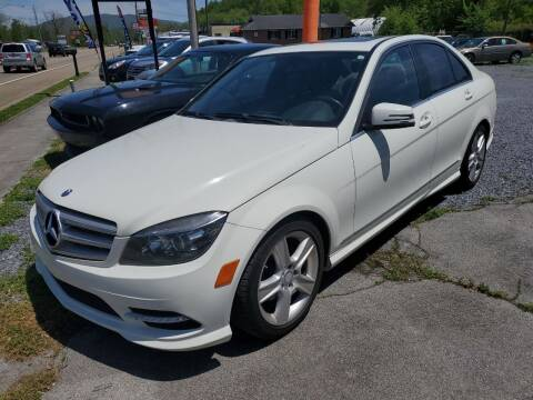 2011 Mercedes-Benz C-Class for sale at Smith's Cars in Elizabethton TN
