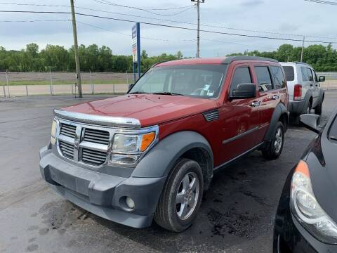 2007 Dodge Nitro for sale at American Motors Inc. - Cahokia in Cahokia IL