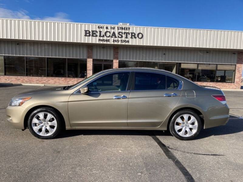 2008 Honda Accord for sale at Belcastro Motors in Grand Junction CO