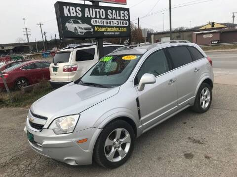 2013 Chevrolet Captiva Sport for sale at KBS Auto Sales in Cincinnati OH