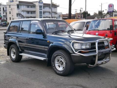 1992 Toyota Land Cruiser for sale at JDM Car & Motorcycle LLC in Seattle WA