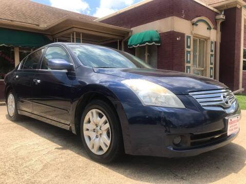 2009 Nissan Altima for sale at Firestation Auto Center in Tyler TX