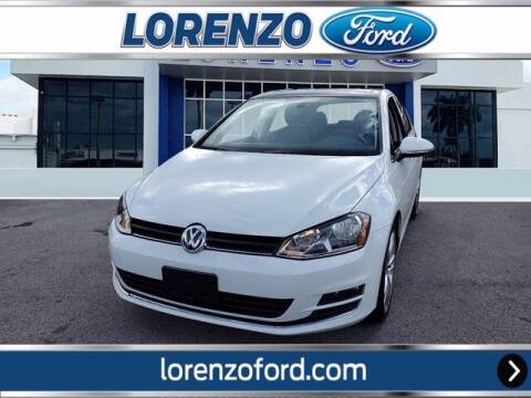 2015 Volkswagen Golf for sale at Lorenzo Ford in Homestead FL