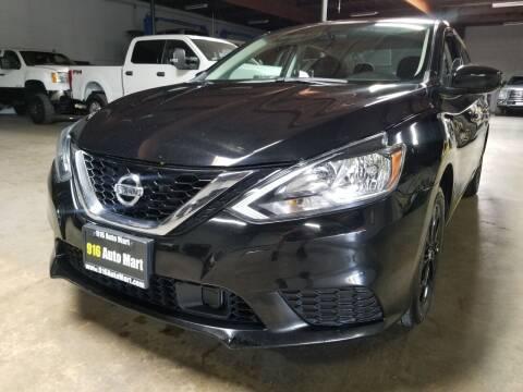 2018 Nissan Sentra for sale at 916 Auto Mart in Sacramento CA