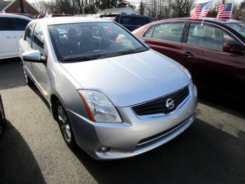 2010 Nissan Sentra for sale at American Auto Group Now in Maple Shade NJ
