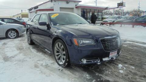 2014 Chrysler 300 for sale at Absolute Motors in Hammond IN