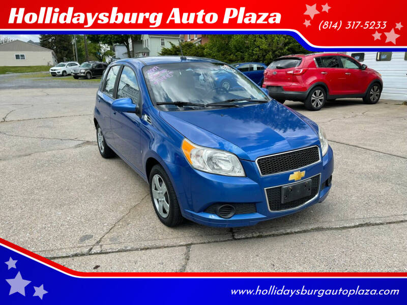 2009 Chevrolet Aveo for sale in Hollidaysburg, PA