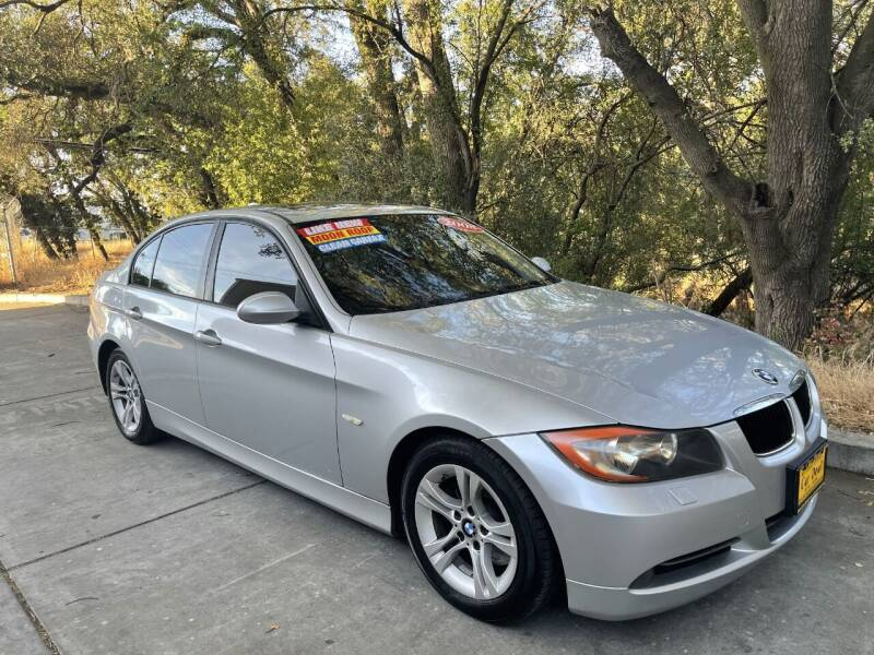 2008 BMW 3 Series for sale at Car Deal Auto Sales in Sacramento CA