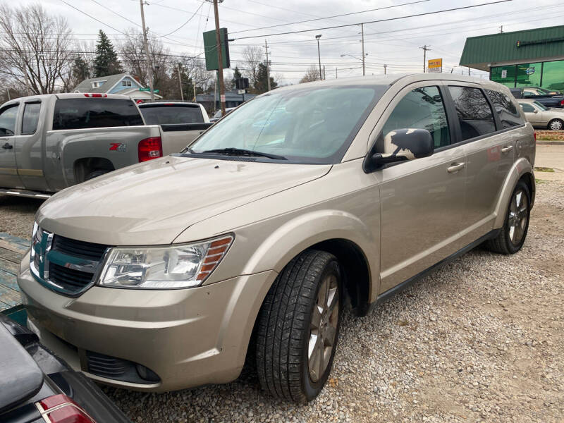 2009 Dodge Journey for sale at GREENLIGHT AUTO SALES in Akron OH