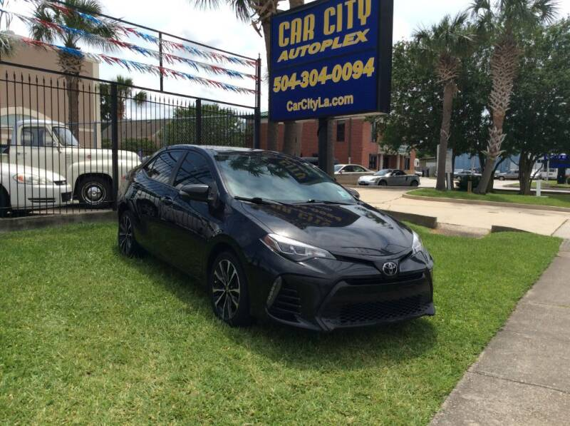 2017 Toyota Corolla for sale at Car City Autoplex in Metairie LA